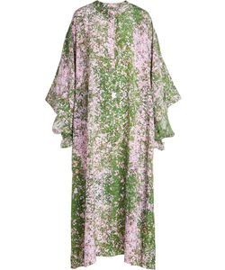 Natasha Zinko | Printed Silk Dress Gr. Fr 40