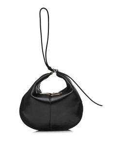 Nina Ricci | Leather Hobo Bag Gr. One Size