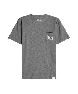 White Mountaineering | Patched Cotton T-Shirt Gr. 3