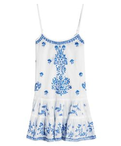 Juliet Dunn | Embroidered Cotton Dress Gr. 2