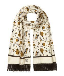 Dolce & Gabbana   Printed Silk Scarf Gr. One