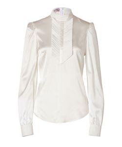 LWren Scott | Silk Top In Cream Gr. 36