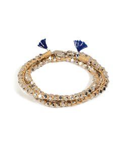 SHASHI   Nugget Wrap Bracelet Gr. One Size
