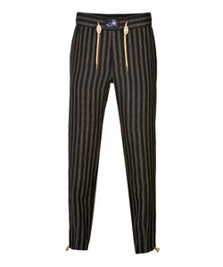 Marc Jacobs | Striped Linen Drawstring Pants Gr. 46