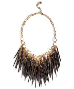 R.J.Graziano | Statement Fringe Necklace Gr. One Size