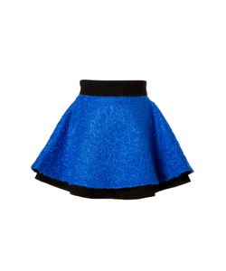 Fausto Puglisi | Mohair Blend Boucle Flared Skirt Gr. 34