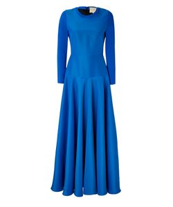 Roksanda Ilincic | Laurine Gown In Royal Blue Gr. 38