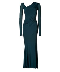Donna Karan New York | Draped Jersey Evening Gown Gr. S