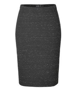 Donna Karan New York   Knit Pencil Skirt Gr. L
