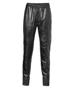 3.1 Phillip Lim | Leather Track Pants Gr. M