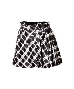 Kenzo | Twill Plaid Print Skirt Gr. Fr 36