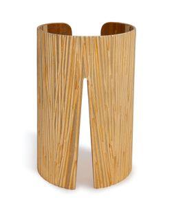 Vionnet | Textured Brass Cuff Gr. One Size