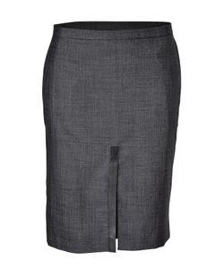 Clemens en August | Wool-Silk Blend Pencil Skirt Gr. 34