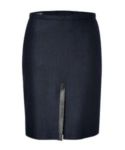 Clemens en August | Wool-Cashmere Blend Pencil Skirt Gr. 34