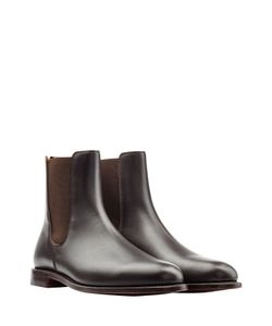 Ludwig Reiter | Leather Chelsea Boots Gr. 415