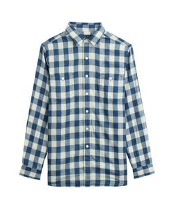 Polo Ralph Lauren | Plaid Cotton Button-Down Gr. S