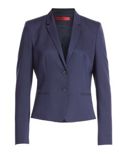 Hugo | Afreny Wool Blend Blazer Gr. 34