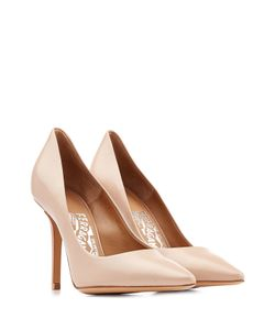 Salvatore Ferragamo | High-Heel Leather Pumps Gr. Us 11