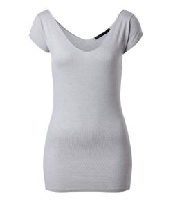 Donna Karan New York | Cap Sleeve Tunic Gr. S