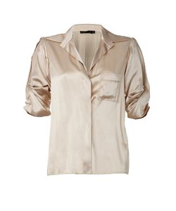 Donna Karan New York   Silk Blouse Gr. 40