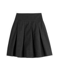 Donna Karan New York   Stretch Cotton Skirt Gr. 40