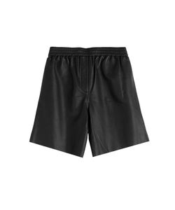 Carven | Leather Shorts Gr. Fr 38