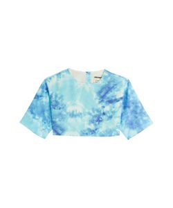 Fausto Puglisi | Tie-Dye Print Silk Top Gr. It 40