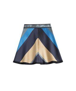 Ostwald Helgason | Patchwork Mikado Skirt Gr. Uk 8