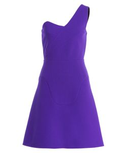 Roland Mouret | Corby Wool Crepe Dress Gr. 36