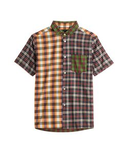 Marc by Marc Jacobs | Plaid Cotton Shirt Gr. Xl