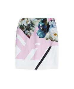 Preen By Thornton Bregazzi | Printed Skirt Gr. S