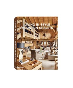 TeNeues | Living In Style Mountain Chalets Gr. One Size