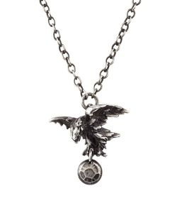 WERKSTATT:M NCHEN | Sterling Eagle Necklace Gr. One Size