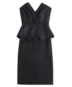 TAMARA MELLON | Crepe Cocktail Dress Gr. 38