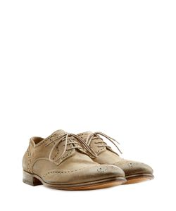 N.D.C. | Beat Leather Brogues Gr. 40