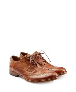 N.D.C. | Casimir Leather Brogues Gr. 40