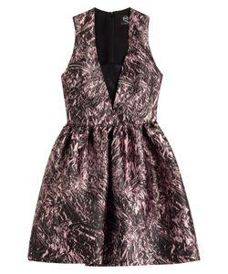 Mcq Alexander Mcqueen | Printed Twill Dress Gr. It 36