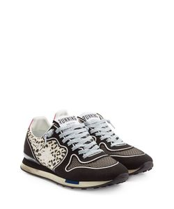 Golden Goose | Running Sneakers With Leather Gr. 36