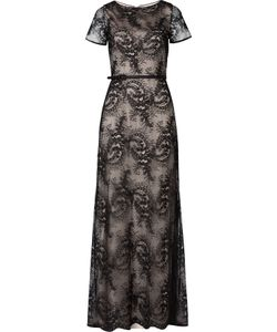 Catherine Deane | Floor-Length Lace Gown Gr. Uk 10