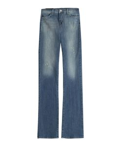 J Brand Jeans | Mid-Rise Boot Cut Jeans Gr. 26