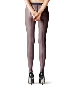 Fogal | Darla Tights With Seam Gr. S