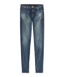 J Brand Jeans | Slim Fit Cropped Skinny Jeans Gr. 30