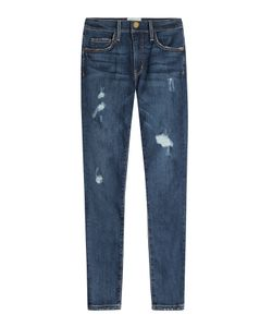 Current/Elliott | Distressed Skinny Jeans Gr. 25