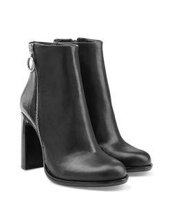 Rag & Bone | Leather Ankle Boots Gr. 36