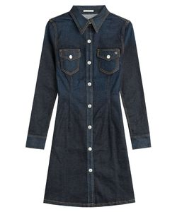 Alexa Chung for AG | Pixie Denim Dress Gr. Xs