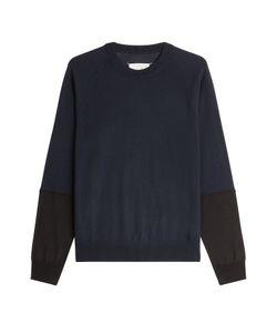 Maison Margiela | Wool-Silk Pullover Gr. M