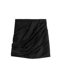 Balmain   Draped Mini-Skirt Gr. Fr 38
