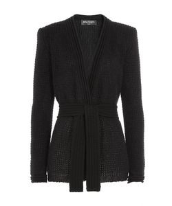 Balmain | Mohair-Wool Tailored Cardigan Gr. Fr 42