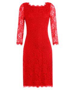 Diane Von Furstenberg | Zarita Lace Dress Gr. 32