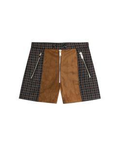 Sonia Rykiel | Wool Blend Shorts Gr. 36